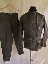 VINTAGE Barbour cerato jacket pants nato VINTAGE BARBOUR INTERNATIONAL SUIT C44 ideale 42