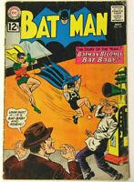 Batman #147 GD+ 1962 DC Comics Batman Becomes Bat-Baby Bob Kane