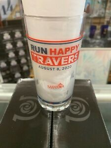 2020 Travers Stakes Glass Sold Out, Only 1000 Made (Tiz the Law)
