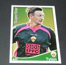 TYTON POLSKA SUPERSTAR ELCHE ESPAÑA FOOTBALL CARD LIGA 2014-2015 MDCROMO PANINI