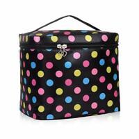 Large Capacity Waterproof Travel Makeup Organiser Cosmetic Storage Toiletry Bag