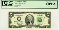 $2 DOLLARS 2003 NOTE MINNEAPOLIS F 1937 I LUCKY MONEY VALUE $680