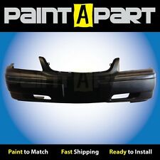 Fits: 2003 2004 2005 Chevy Impala Base Front Bumper (GM1000585) Painted
