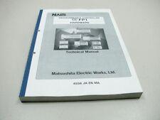 Matsushita nais programmable controller FP series FP 1 manual manual 4556 jaenma