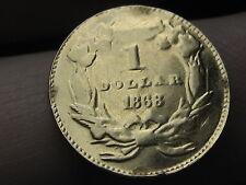 1868 $1 Gold Indian Princess One Dollar Coin- Rare