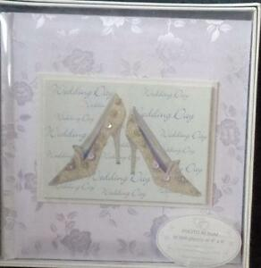 Sheffield Home Wedding Day Photo Album - BRAND NEW IN BOX - 200 Photos - PRETTY