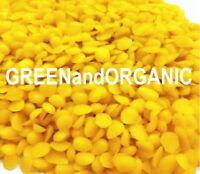 1 Pound Pure BEESWAX Yellow Bees Wax Premium Quality 100% NATURAL Unrefined 16oz