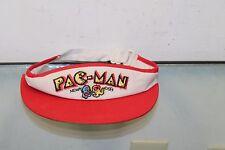 Rare Vintage 1981 Pac Man video game Visor Great Christmas Gift