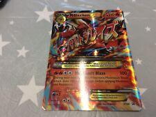 Mega blaziken xy86jumbo Pokemon card