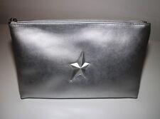 Thierry Mugler Angel Muse Silver Make Up Cosmetics Bag **BNIP**