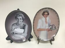 Princess Diana Bradford Exchange Plates Always Diana Our Royal Princess Ltd Ed