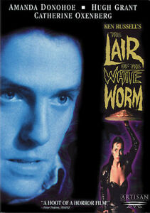 The Lair of the White Worm [New DVD]