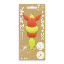 Pokemon Tail Magnet Hook Flareon Hanging Hooks Hanger From Japan