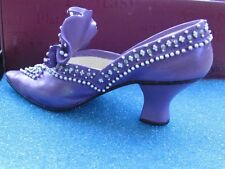Just The Right Shoe New Opulent 25201 Qvc Exclusive Miniature Collectables