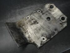 89 1989 POLARIS SNOWOBILE INDY 400 TWIN ENGINE MOTOR SUPPORT PLATE MOUNT