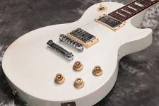 Gibson Les Paul Studio 2013 Alpine White Electric Guitars 6 strings 490R PU w/HC