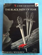 THE BLACK PATH OF FEAR - BY CORNELL WOOLRICH