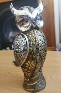 Hand Made Owl Figurine