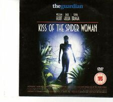 (FP977) The Guardian, Kiss Of The Spider Woman - 2000 DVD