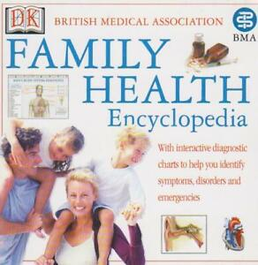 BRITISH MEDICAL ASSOCIATION FAMILY HEALTH ENCYCLOPEDIA  CD ROM