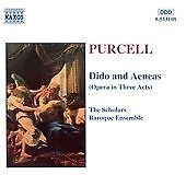Purcell: Dido and Aeneas, , Very Good CD