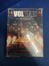 More details for volbeat let's boogie  2cd/dvd live from telia parken sealed but has damaged edge