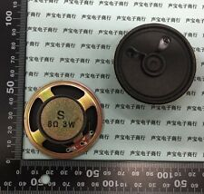 1PCS External magnet small speakers 3W8R 8OHM 8R 3W57MM 5.7CM thick 17MM