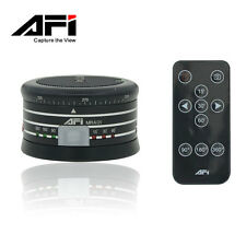 AFI MRA01 360° Metal Electric Panorama Ball Head w Remote Control for GoPro Cams