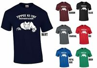 YIPPEE KI-YAY MOTHERF*CKER T-SHIRT - Inspired By Die Hard Christmas Rude Funny