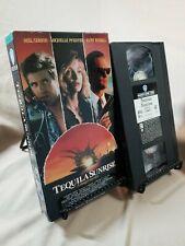 Tequila Sunrise (VHS, 1991) Mel Gibson, Michelle Pfeiffer, Kurt Russell