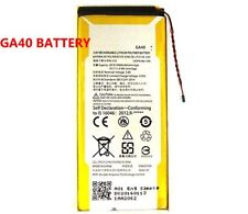 New replacement GA40 GA-40 Battery For Motorola Moto G4 Plus 3.8V 3000mAH