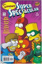 Simpsons Super Spectacular 5 NM- 9.2 Bongo Comics