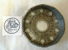 1960-1972  TRIUMPH 650 CLUTCH BASKET OEM T-1570