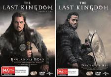 The Last Kingdom Season 1 & 2 : NEW DVD