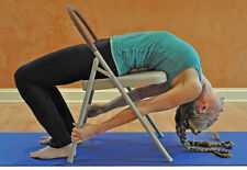 Pune Iyengar Yoga Chair Brown Back