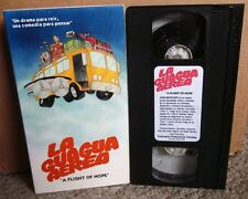 LA GUAGUA AEREA Flight of Hope VHS emigration Puerto Rico 1993