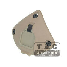 Norotos Style 3-Hole Low Profile NVG Shroud w/Positive Snap Lock for MICH Helmet