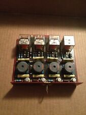 LOW CHAN CKTS SER 5 Y3 Circuit Board Card Vintage