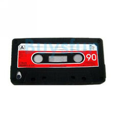Classic Cassette Silicone Case For iPod Touch 4 4G NEW