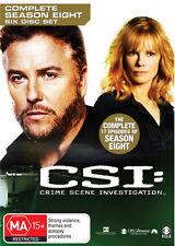 CSI Series SEASON 8 : NEW DVD