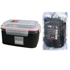 New Baro Cook without Fire Outdoor Cooker + Heating Pack 10pcTracking number