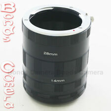 Macro Lens Extension Tube Adapter Ring For Fujifilm FX mount Fuji X-Pro1 X-E1 T1