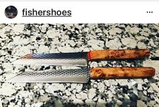 Heller Legend Excel Farriers Rasp Knife Making