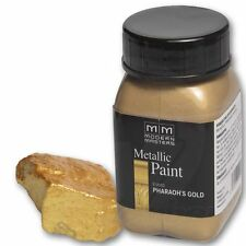 Pharaos Gold Metallic Paint 946ml Modern Masters Metallfarbe Metalleffekt Acryl