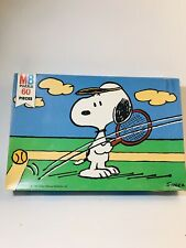 Vintage 1978 PEANUTS 250pc Jigsaw Puzzle STILL SEALED Snoopy