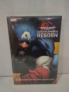 Captain America Reborn Hardcover Direct Marvel Quesdada Variant Avengers Hitch