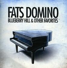 Blueberry Hill & Other Favorites - Fats Domino (2013, CD NIEUW) CD-R