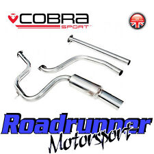 Cobra Mondeo ST 2.0 TDCi Exhaust Stainless Front Pipe Back FD57 - TP34 Tail Pipe