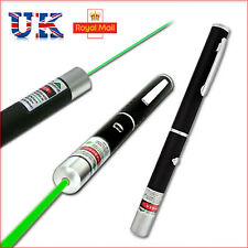 1mw Powerful Green Laser Lazer Pointer Pen High Power Professional 532nm