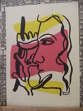 LEGER   LITHOGRAPHY WITH C.O.A.